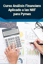 Análisis Financiero + Software financiero Aplicado a las NIIF para Pymes