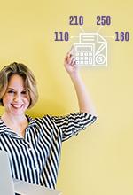 Guía en línea para el diligenciamiento de formularios y formatos para la declaración de renta de personas naturales (110 con formato 2516 y formularios 210, 250 y 160)