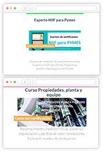 COMBO Curso en línea Propiedades Planta y Equipo NIIF + Certificación Experto NIIF – Escuela de Finanzas y Negocios
