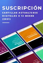 Suscripción Cartillas Prácticas Actualícese digitales x 12 meses (2021)