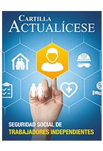 Cartilla Seguridad social de trabajadores independientes