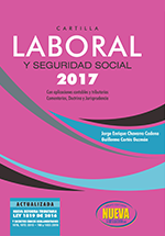 Cartilla Laboral y Seguridad Social 2017