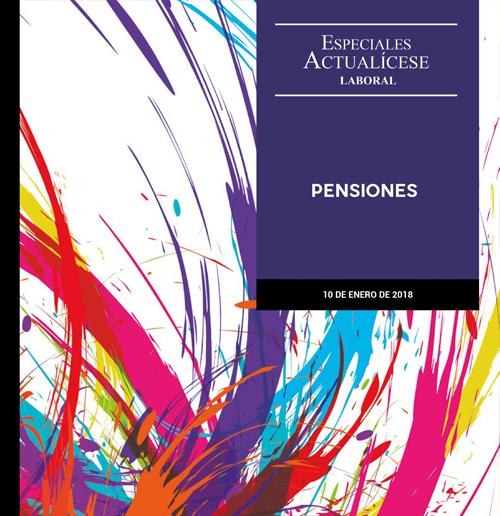 Especial laboral: Pensiones
