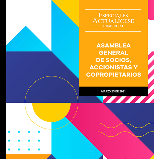 Asamblea general de socios, accionistas y copropietarios