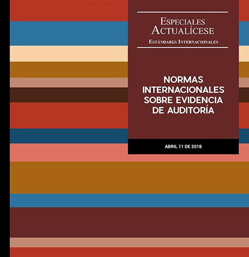 Especial estándares internacionales: Normas internacionales sobre evidencia de auditoría