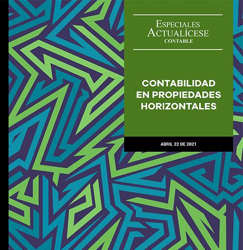 Contabilidad en propiedades horizontales