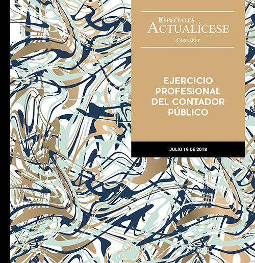 Especial estándares internacionales: Ejercicio profesional del contador público