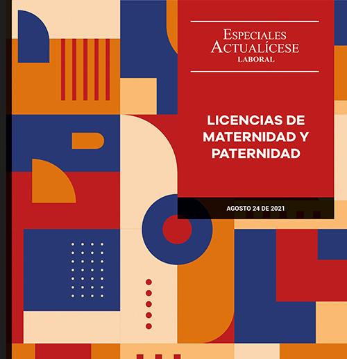 Licencias de maternidad y paternidad