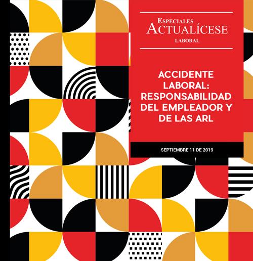 Accidente fuera del lugar de trabajo: ¿cómo debe actuar el empleador y la ARL?