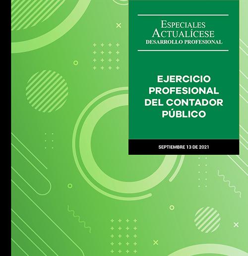 Ejercicio profesional del contador público