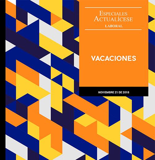Especial laboral: Vacaciones