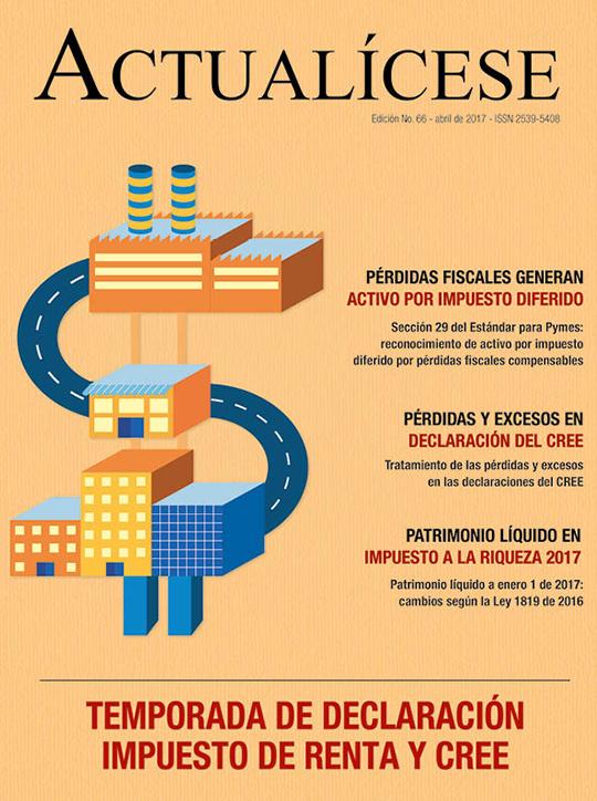 Revista Actualícese abril del 2017