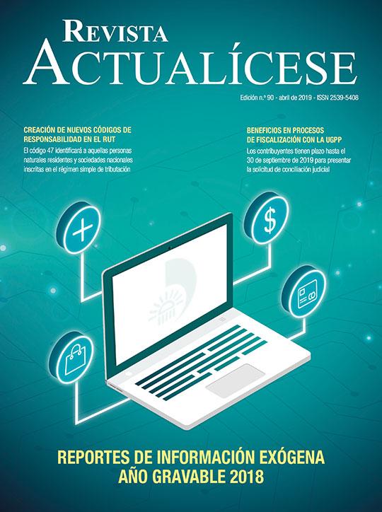 Revista Actualícese abril del 2019