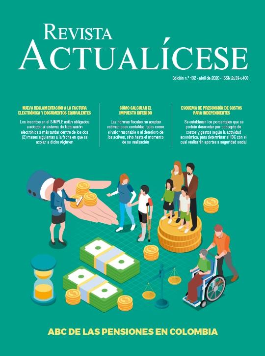 Revista Actualícese abril del 2020