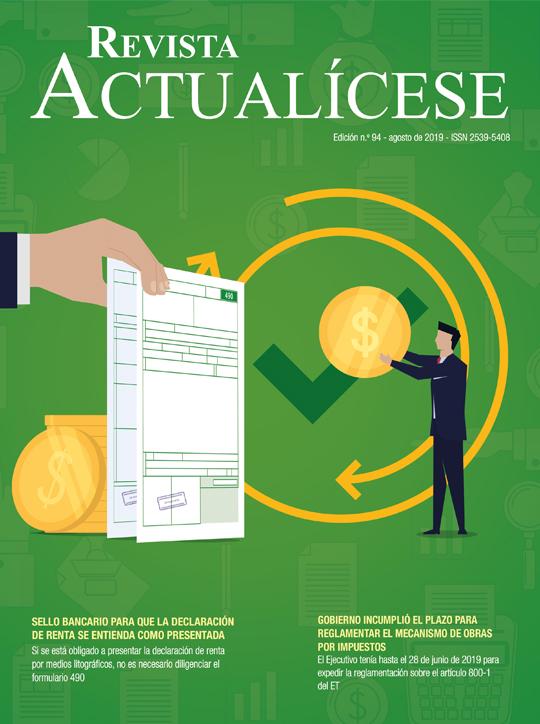 Revista Actualícese agosto del 2019