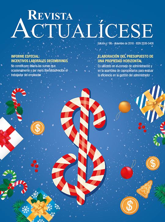 Revista Actualícese diciembre del 2018