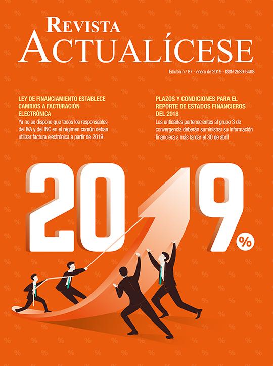 Revista Actualícese enero del 2019