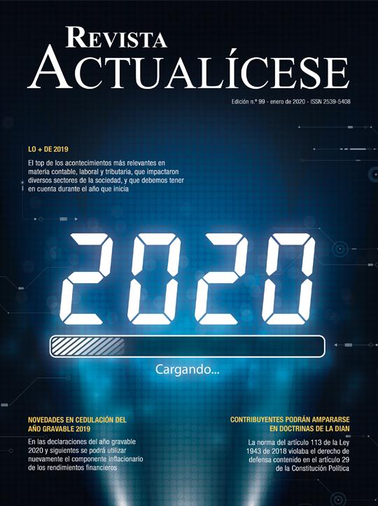 Revista Actualícese enero del 2020