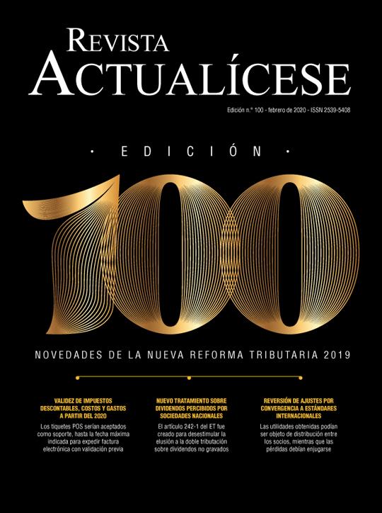 Revista Actualícese febrero del 2020
