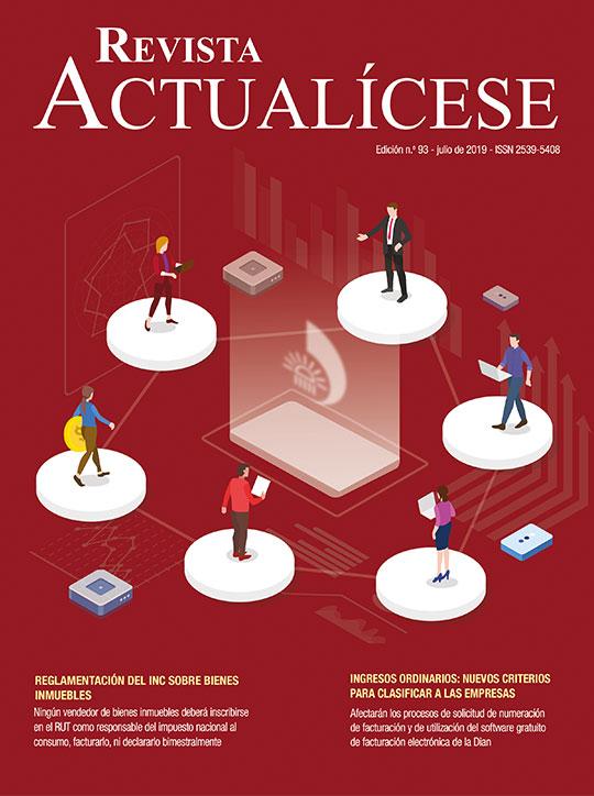 Revista Actualícese julio del 2019