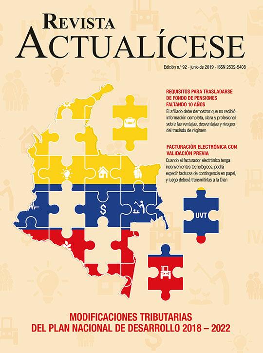 Revista Actualícese junio del 2019