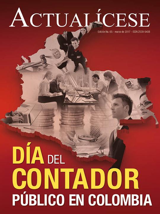 Descarga ya la revista Actualícese de marzo: feliz mes del Contador Público