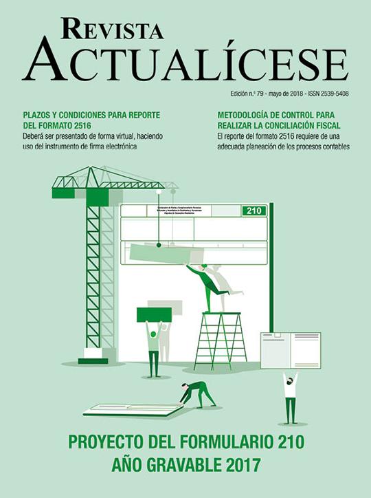 Revista Actualícese mayo del 2018