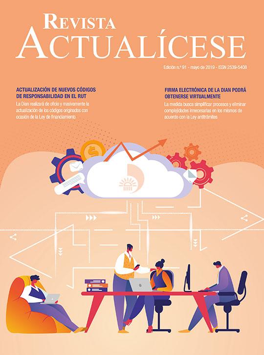 Revista Actualícese mayo del 2019