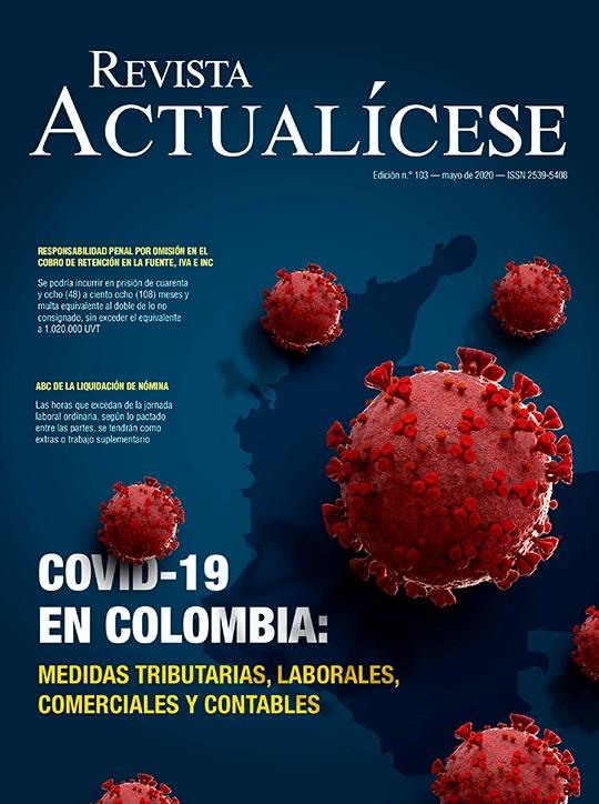 Revista Actualícese mayo del 2020