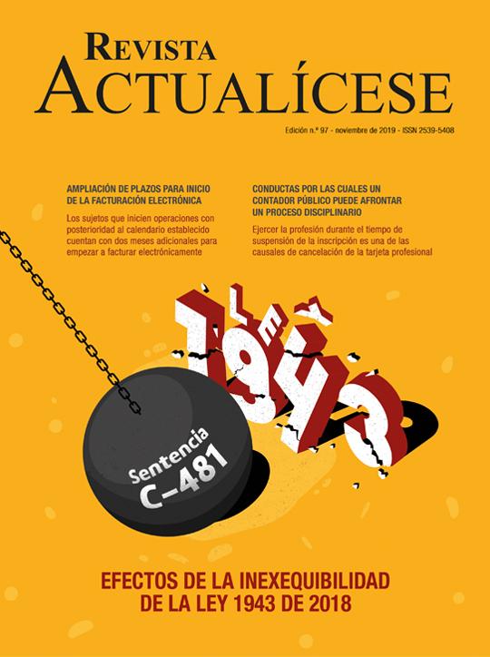 Revista Actualícese noviembre del 2019