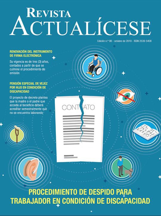 Revista Actualícese octubre del 2019