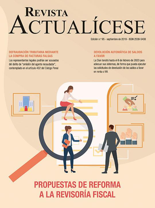 Revista Actualícese septiembre del 2019
