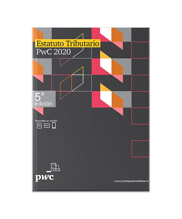 Estatuto Tributario PwC 2020-PWC